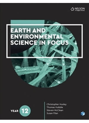 Earth and Environmental Science in Focus: Year 12 [Text + NelsonNet]