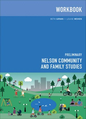 Nelson Community and Family Studies: Preliminary Workbook [Text + NelsonNet]