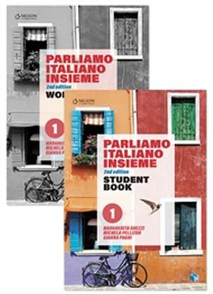 Parliamo Italiano Insieme:  1  [Text + NelsonNet + Workbook]