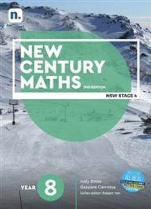 New Century Maths:  8  [Text + NelsonNet]