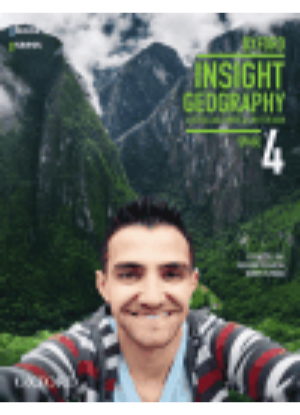 NSW Oxford Insight Geography:  Stage 4 [Student Book + oBook/assess]