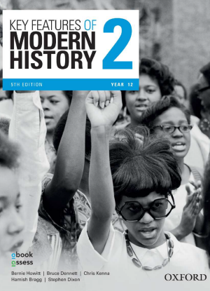 Key Features of Modern History:  2 [Student Book + oBook/assess]