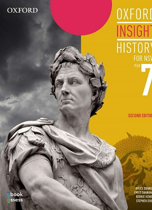 NSW Oxford Insight History:  7 [Student Book + oBook/assess]