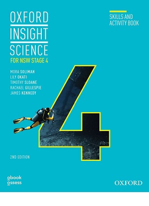 Oxford Insight Science NSW:  Stage 4 [Skills and Activity Book]