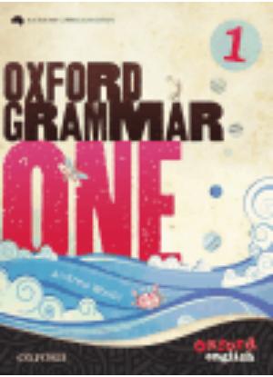 Oxford Grammar:  1