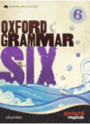 Oxford Grammar:  6