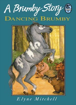 A Brumby Story:  Dancing Brumby
