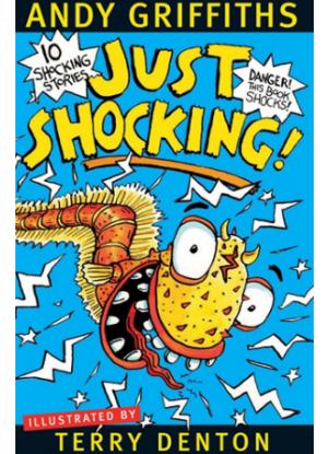 Just! Series:  6 - Just Shocking!