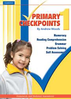 Cambridge Primary Checkpoints  1