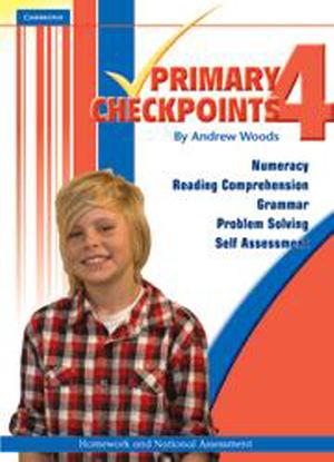 Cambridge Primary Checkpoints  4