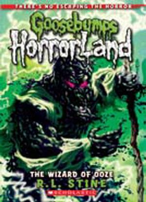 Goosebumps HorrorLand:  17 - Wizard of Ooze