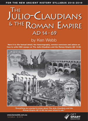 The Julio Claudians and the Roman Empire AD14 - 69
