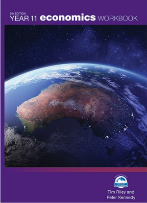 Year 11 Economics:  2020 -  Workbook