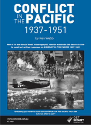 Conflict in the Pacific 1937-1951