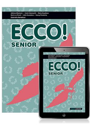 Ecco Senior [Text + eBook]