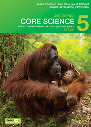 NSW Core Science:  Stage 5 - Text + LearnON