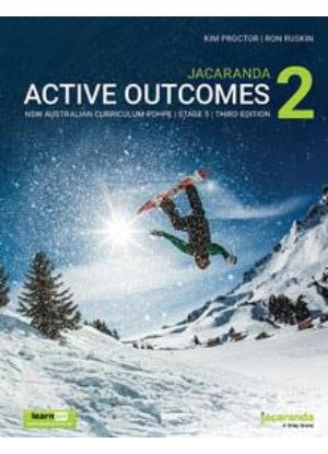 Jacaranda Active Outcomes:  2 [Text + LearnON]