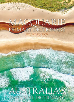 Macquarie Primary Dictionary & Primary Thesaurus
