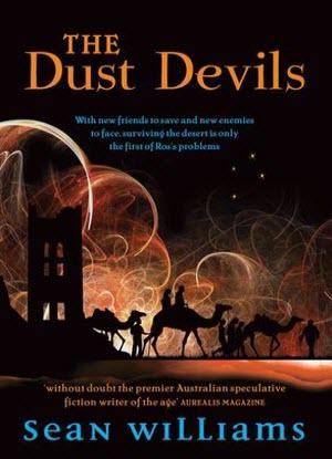 The Broken Land:  2 - The Dust Devils