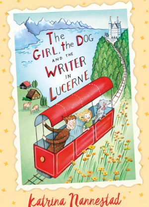 The Girl, the Dog and the Writer:  3 - The Girl, the Dog and the Writer in Lucerne