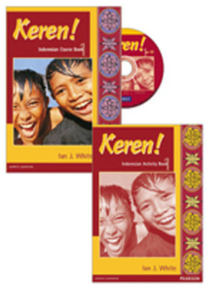 Keren!:  1 - Student Pack [Student Book + Activity Book + CD]