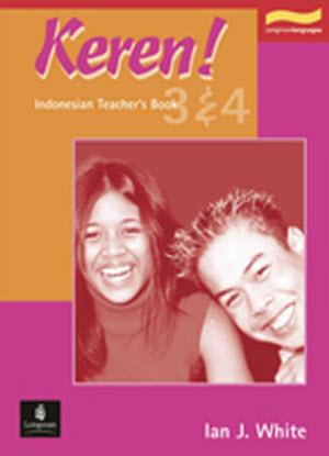 Keren!:  3 & 4 - Teacher's Book [Text + CD]