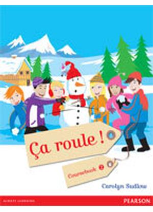 Ca Roule!  2 [Student Book + CD]