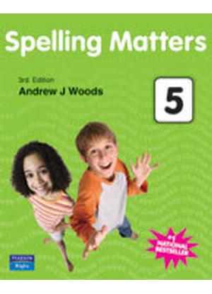 Spelling Matters Book 5