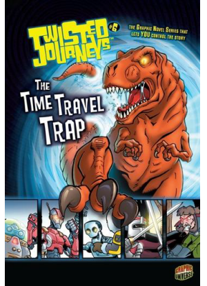 Twisted Journeys:  6 - The Time Travel Trap