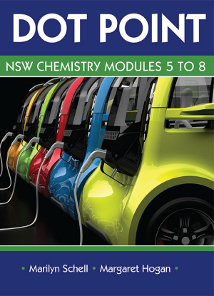 Dot Point NSW:  Chemistry - Modules 5-8