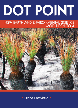 Dot Point NSW:  Earth and Environmental Science - Modules 1-4