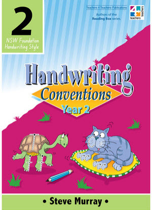 NSW Handwriting Conventions:  Year 2