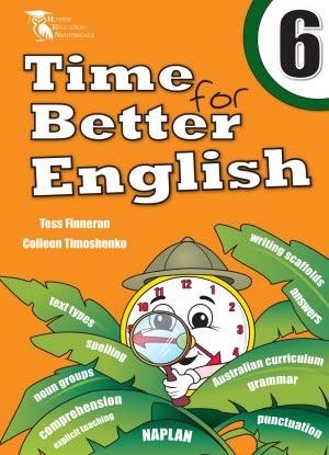 Time for Better English Book 6