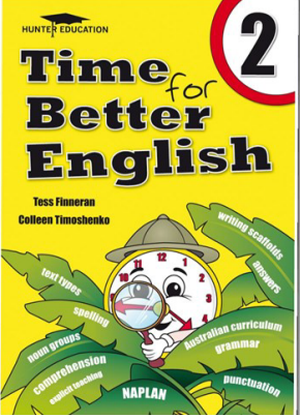 Time for Better English Book 2