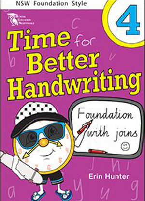 Time for Better Handwriting:  4