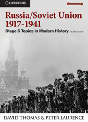 Russia/Soviet Union 1917-1941 [Interactive CambridgeGO Only]