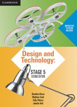 Cambridge Design and Technology Stage 5 [Text + Interactive CambridgeGO]