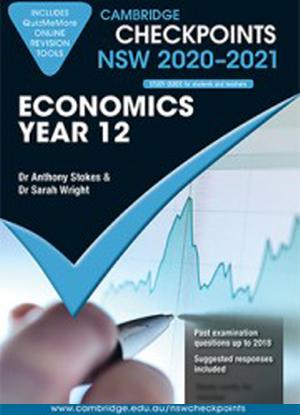 Cambridge Checkpoints:  NSW Economics - Year 12 (2020-2021)