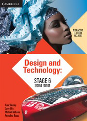 Cambridge Design and Technology Stage 6 [Text + Interactive CambridgeGO]