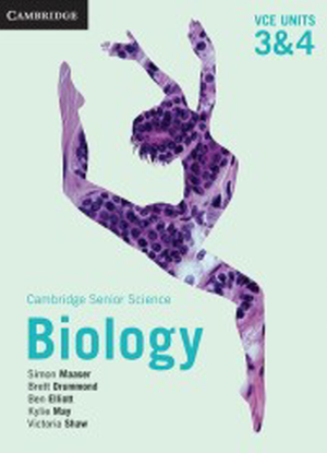 Cambridge VCE Biology Units 3&4 [Text + Interactive CambridgeGO]