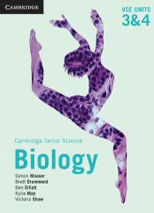 Cambridge VCE Biology Units 3&4 [Interactive CambridgeGO Only]