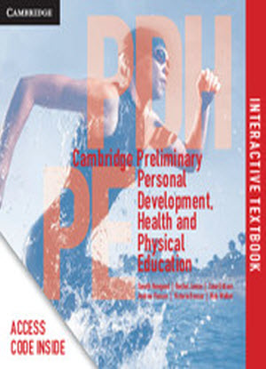 Preliminary Personal Development, Health and Physical Education Digital [Registration Card]