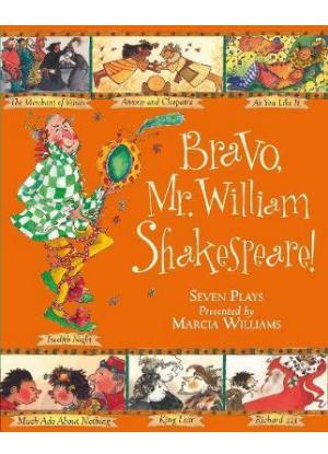 Bravo, Mr William Shakespeare!