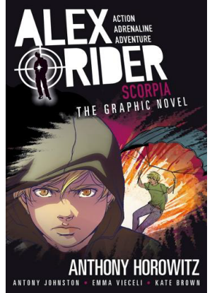 Alex Rider:  5 - Scorpia