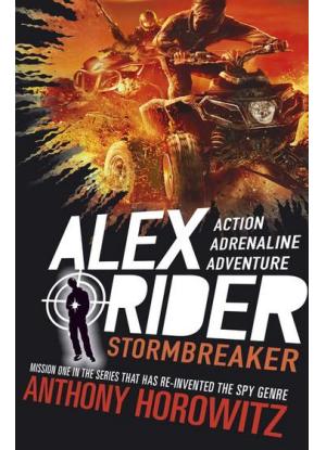 Alex Rider:  1 - Stormbreaker