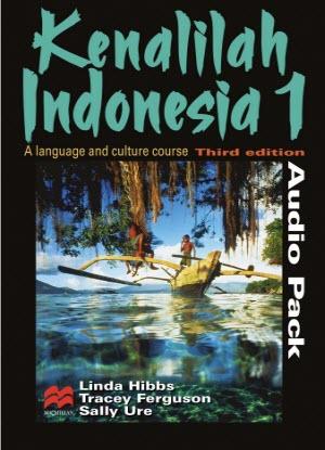 Kenalilah Indonesia:  1 - Audio CD Pack