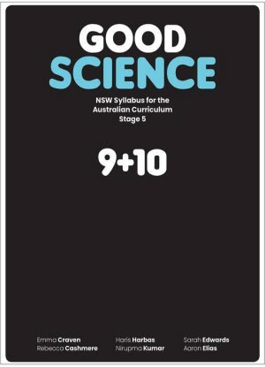 NSW Good Science: Stage 5 - Student Book [Text + Digital Access]