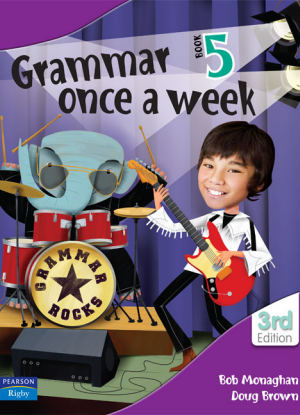 Grammar once a Week Book 5