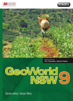 NSW GeoWorld:  9 [Student Book + Digital]
