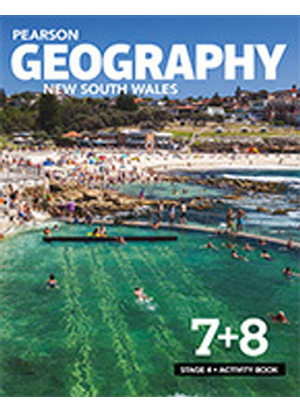 Pearson Geography NSW:  Stage 4 [Activity Book]